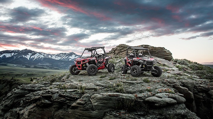 2015 Polaris RZR XP 1000 EPS 9