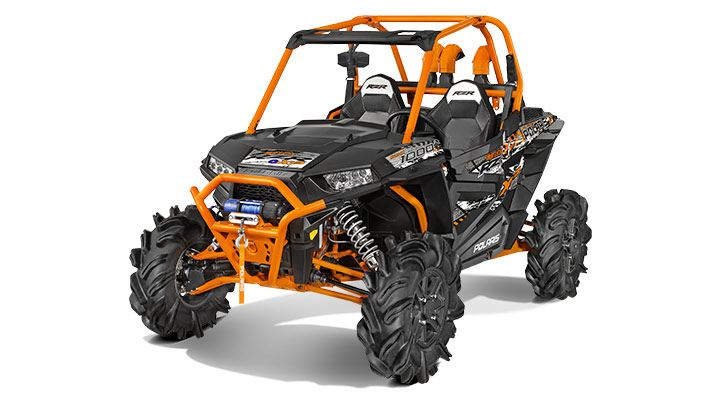 2015 Polaris RZR® XP 1000 EPS High Lifter Edition in Algona, Iowa - Photo 2