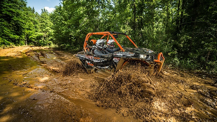 2015 Polaris RZR® XP 1000 EPS High Lifter Edition in Algona, Iowa