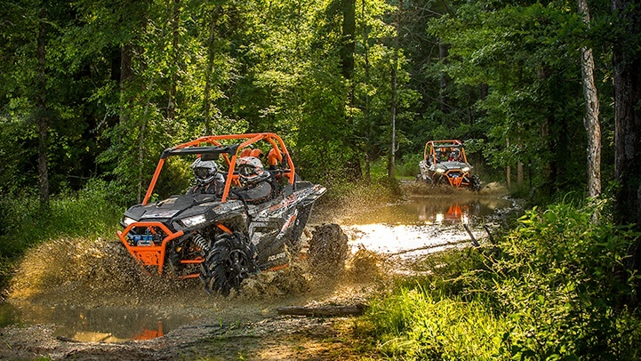 2015 Polaris RZR® XP 1000 EPS High Lifter Edition in Algona, Iowa - Photo 7