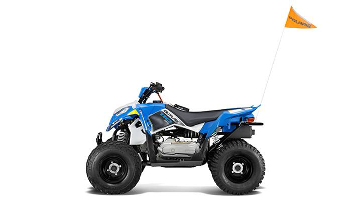 2016 Polaris Outlaw 110 EFI in Brewster, New York - Photo 18