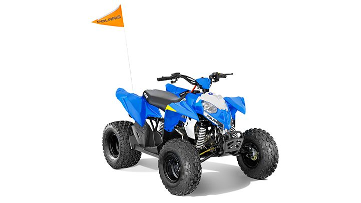 2016 Polaris Outlaw 110 EFI in Jackson, Minnesota