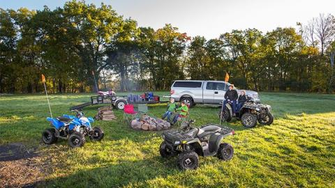 2016 Polaris Outlaw 50 in Prosperity, Pennsylvania