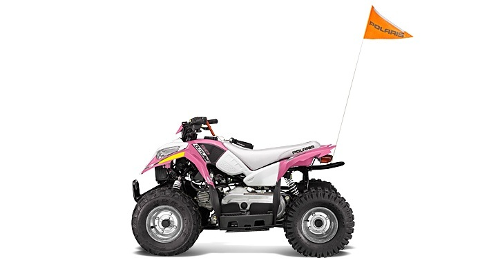 2016 Polaris Outlaw 50 in Mount Pleasant, Michigan