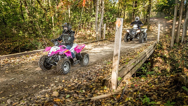 2016 Polaris Outlaw 50 in Albemarle, North Carolina