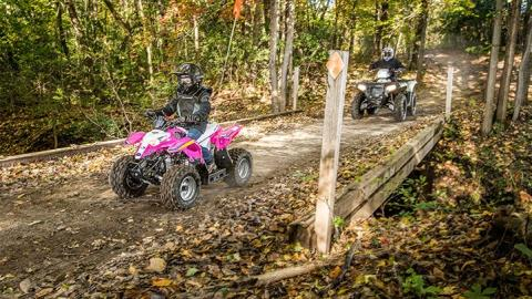 2016 Polaris Outlaw 50 in Lake Mills, Iowa - Photo 5