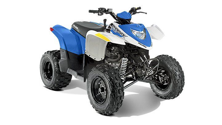 2016 Polaris Phoenix 200 in Rushford, Minnesota