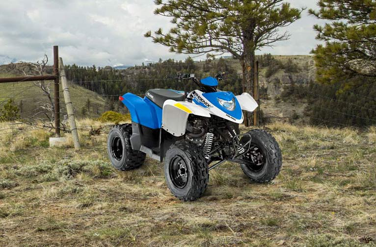 2016 Polaris Phoenix 200 in San Diego, California
