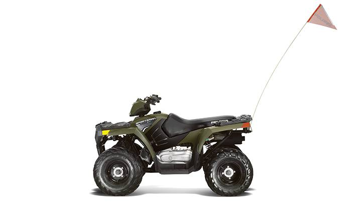 2016 Polaris Sportsman 110 EFI in Elk Grove, California - Photo 1