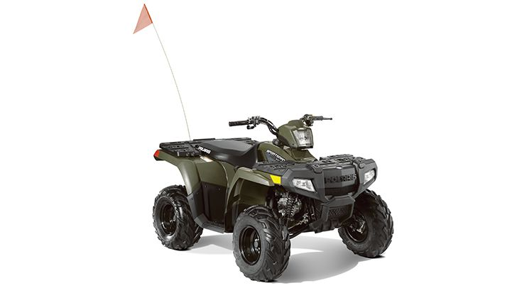 2016 Polaris Sportsman 110 EFI in Lake Mills, Iowa - Photo 2