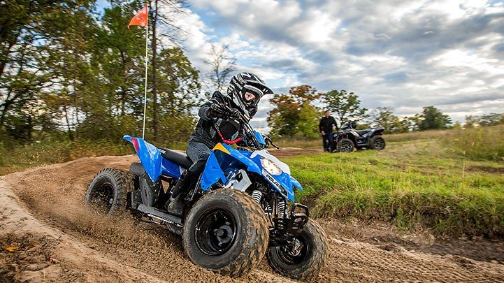 2016 Polaris Sportsman 110 EFI in Shawano, Wisconsin