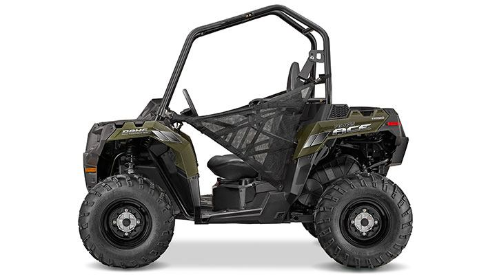 2016 Polaris ACE in Altoona, Wisconsin
