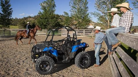 2016 Polaris Ace 570 in Sacramento, California - Photo 3