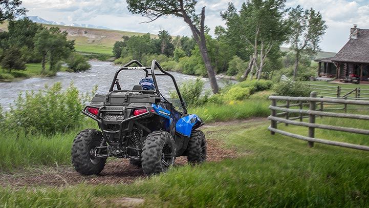 2016 Polaris Ace 570 in Sacramento, California - Photo 4