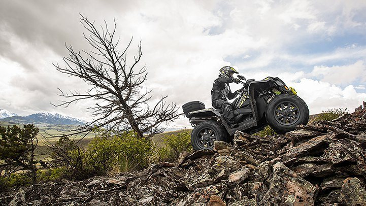 2016 Polaris Scrambler XP 1000 in Auburn, California