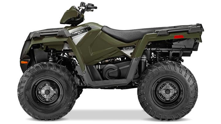 2016 Polaris Sportsman 450 H.O. in Lake City, Florida - Photo 1