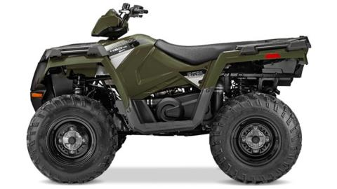 2016 Polaris Sportsman 450 H.O. in Ledgewood, New Jersey - Photo 11