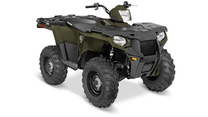 2016 Polaris Sportsman 450 H.O. in Lake City, Florida - Photo 2