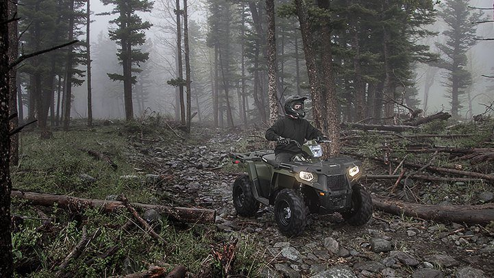2016 Polaris Sportsman 450 H.O. in Beaver Falls, Pennsylvania