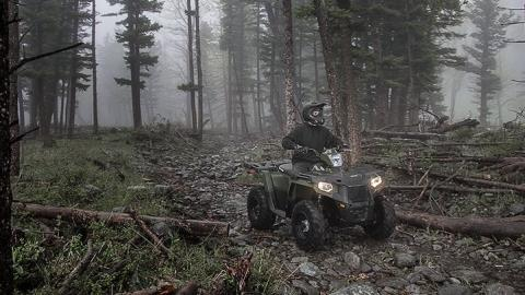 2016 Polaris Sportsman 450 H.O. in Ledgewood, New Jersey - Photo 16