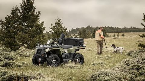 2016 Polaris Sportsman 450 H.O. in Greer, South Carolina