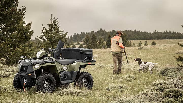 2016 Polaris Sportsman 450 H.O. in Tyrone, Pennsylvania