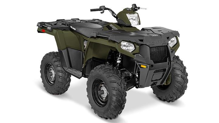 2016 Polaris Sportsman 450 H.O. EPS in Saint Clairsville, Ohio