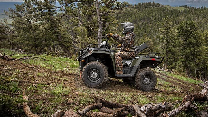 2016 Polaris Sportsman 450 H.O. EPS in Lake Mills, Iowa - Photo 2