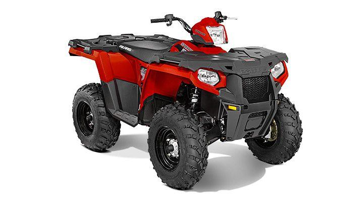 2016 Polaris Sportsman 570 in Yuba City, California