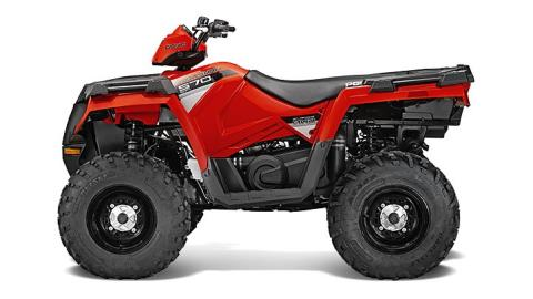 2016 Polaris Sportsman 570 in Conway, Arkansas