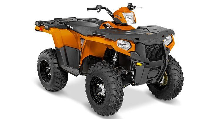 2016 Polaris Sportsman 570 in Woodstock, Illinois