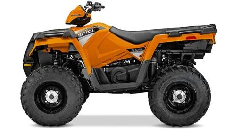 2016 Polaris Sportsman 570 in Lake Mills, Iowa
