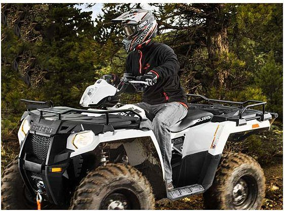 2016 Polaris Sportsman 570 in Greer, South Carolina