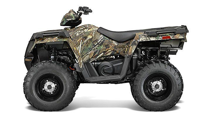 2016 Polaris Sportsman 570 in Fleming Island, Florida