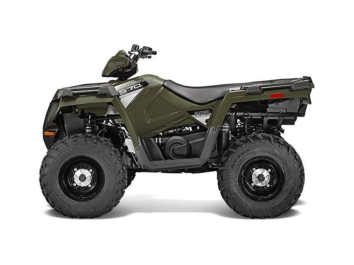 2016 Polaris Sportsman 570 1