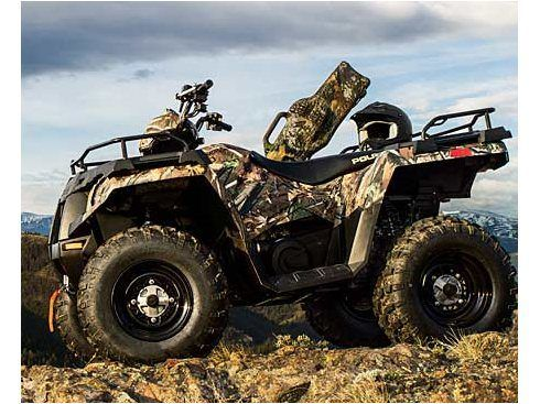 2016 Polaris Sportsman 570 in El Campo, Texas