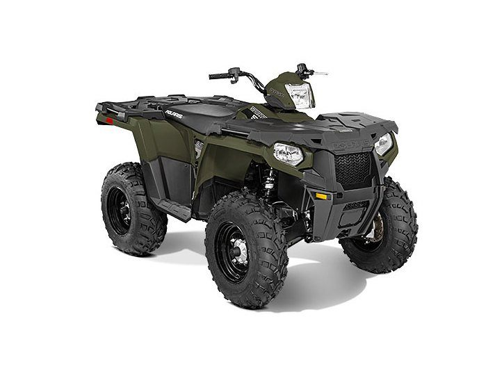 2016 Polaris Sportsman 570 2