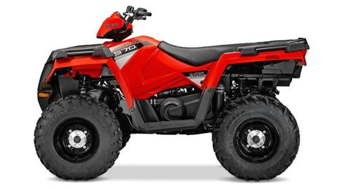 2016 Polaris Sportsman 570 EPS in Jackson, Minnesota