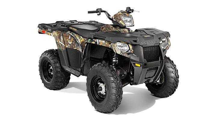2016 Polaris Sportsman 570 EPS in Columbia, South Carolina