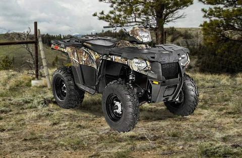 2016 Polaris Sportsman 570 EPS in Prosperity, Pennsylvania