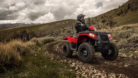 2016 Polaris Sportsman 570 EPS in Auburn, California