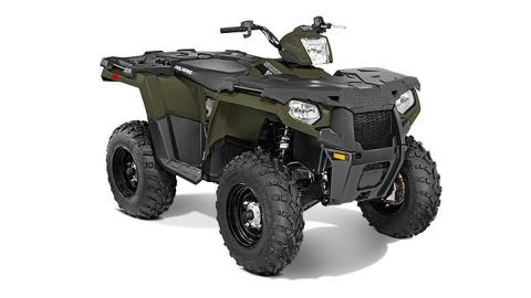 2016 Polaris Sportsman 570 EPS in Lake Mills, Iowa - Photo 2