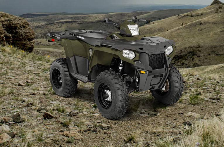 2016 Polaris Sportsman 570 EPS in Shawano, Wisconsin