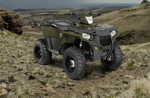 2016 Polaris Sportsman 570 EPS in Florence, South Carolina