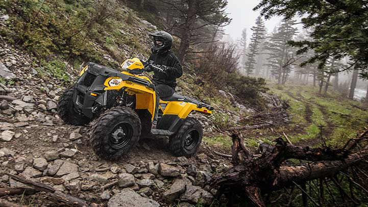 2016 Polaris Sportsman 570 EPS in Lake Mills, Iowa - Photo 4