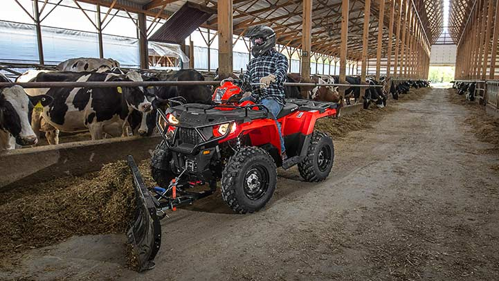 2016 Polaris Sportsman 570 EPS in Hermitage, Pennsylvania