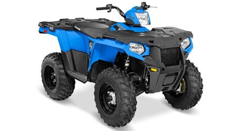 2016 Polaris Sportsman 570 EPS in Greer, South Carolina