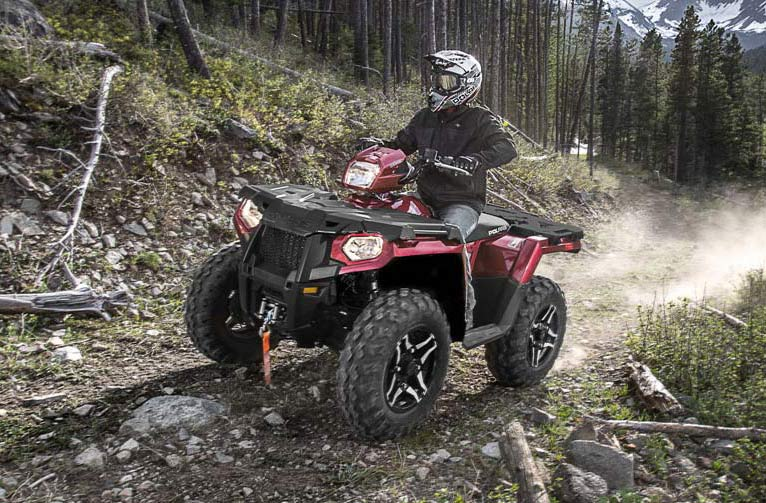 2016 Polaris Sportsman 570 SP in Albemarle, North Carolina