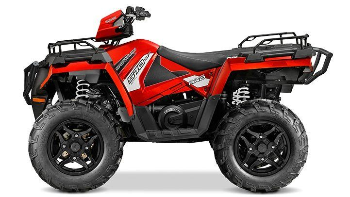 2016 Polaris Sportsman 570 Sp In Conway Arkansas Photo 1
