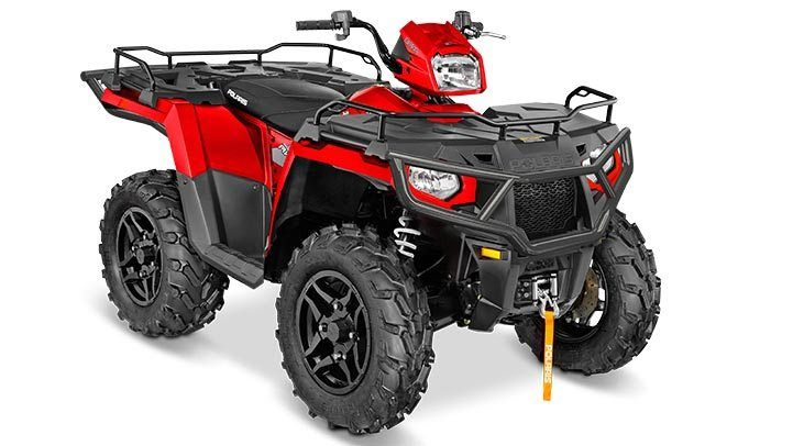 2016 Polaris Sportsman 570 SP in Pierceton, Indiana